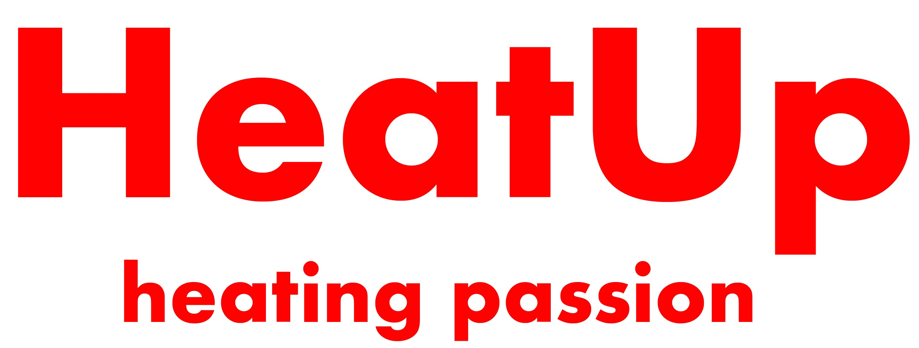HeatUp logotype